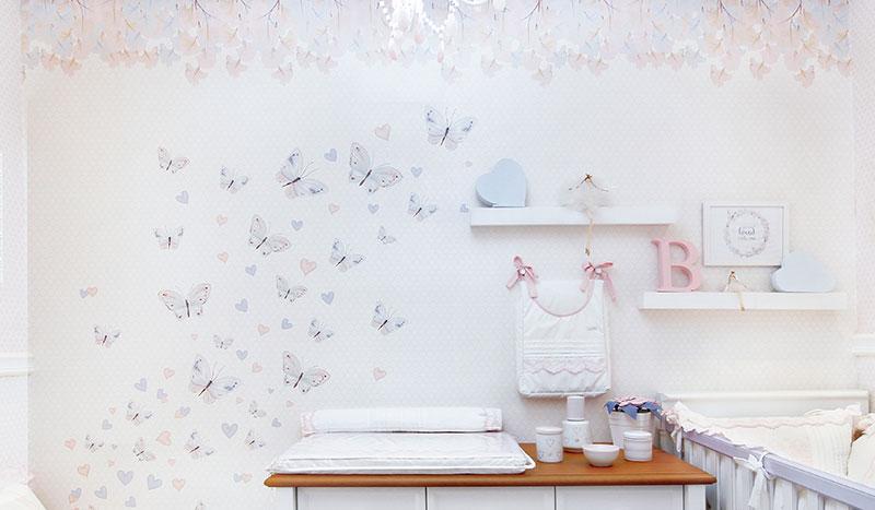 decoracao - papel de parede