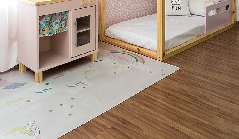 tapete infantil - interativo