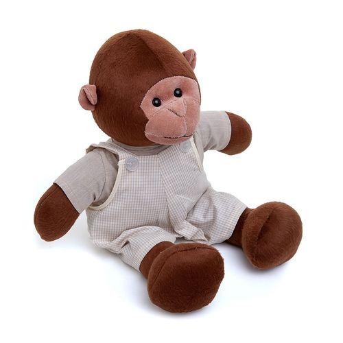 Macaco Grande com Macacão Cru