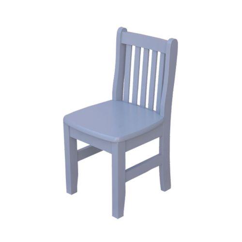 Cadeira Infantil Square Azul