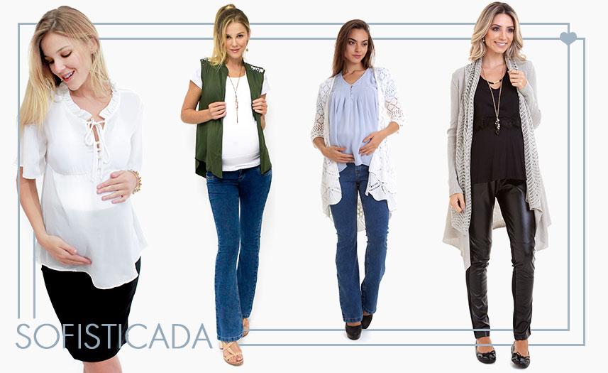 moda gestante - roupa