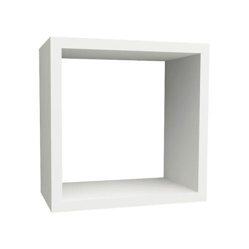 Nicho Quadrado Viena Branco Fosco