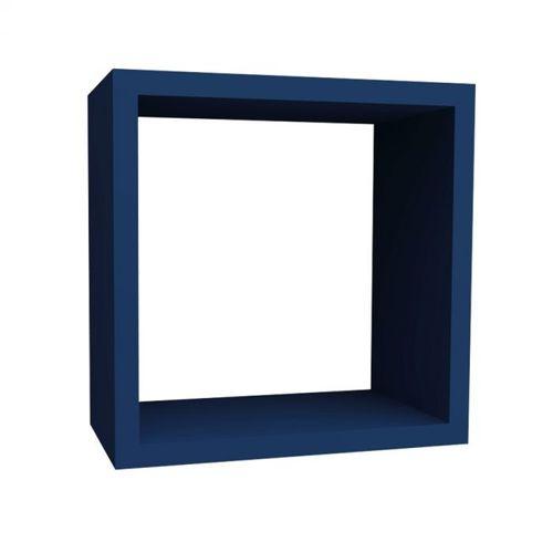 Nicho Quadrado Viena Azul Escolar