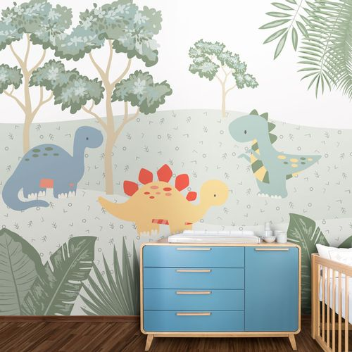 Painel Dino Color