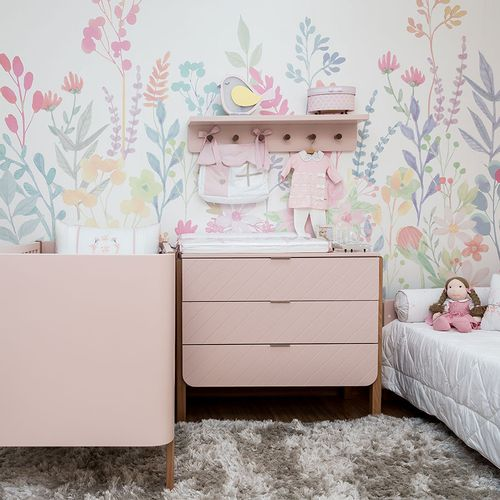 Painel Flores Candy Tifany