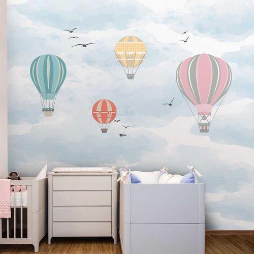 Painel Balão no Céu Color Mantelli