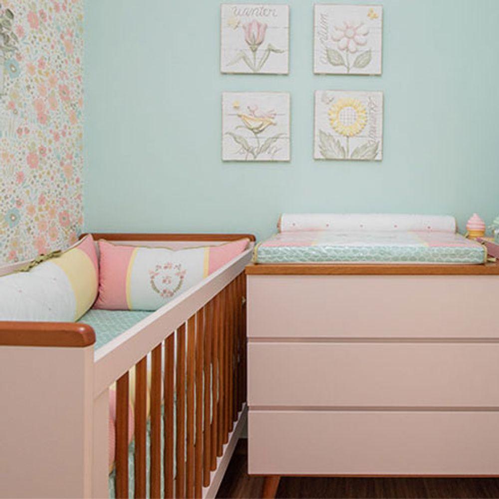 Quarto de Bebê Candy Baby