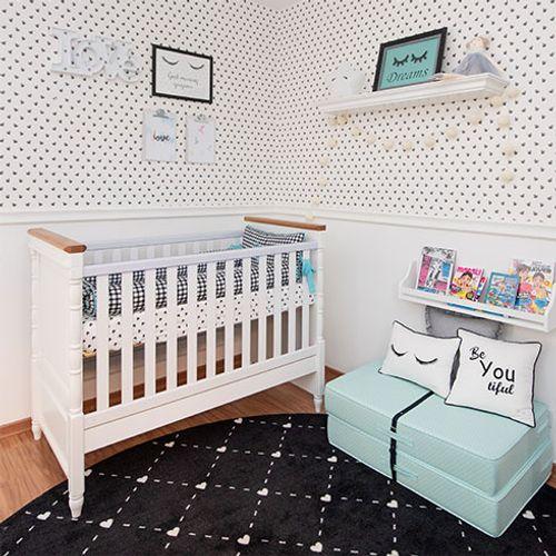 Quarto de Bebê Vichy Tifany