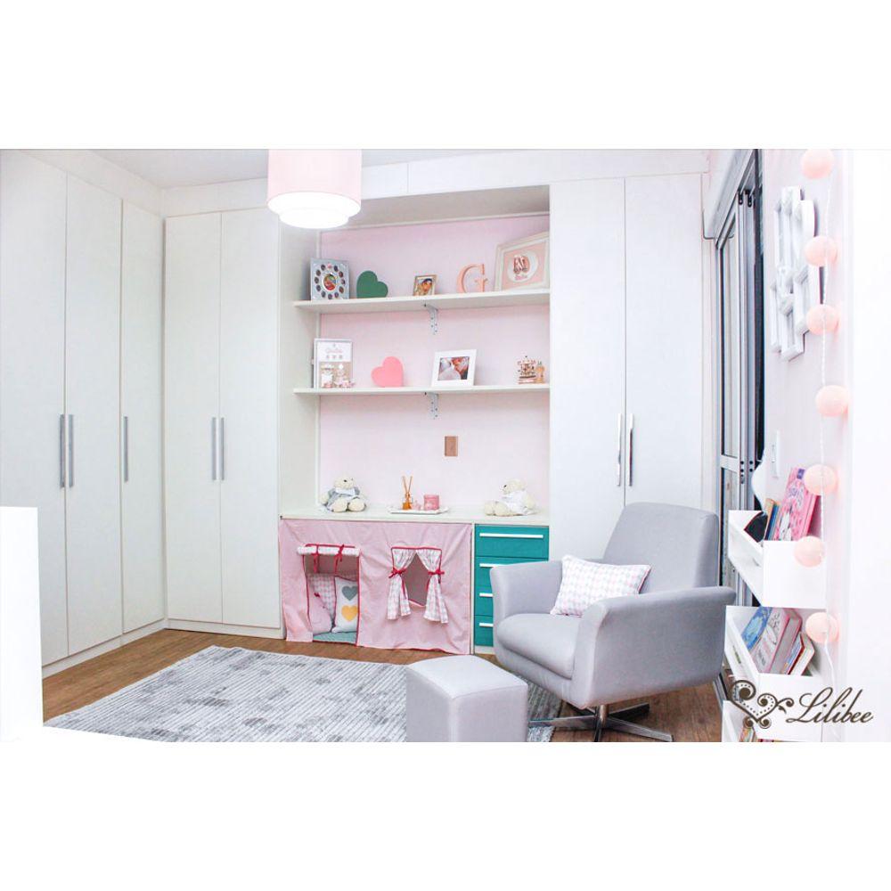 Quarto Infantil Giulia Mantelli cabana