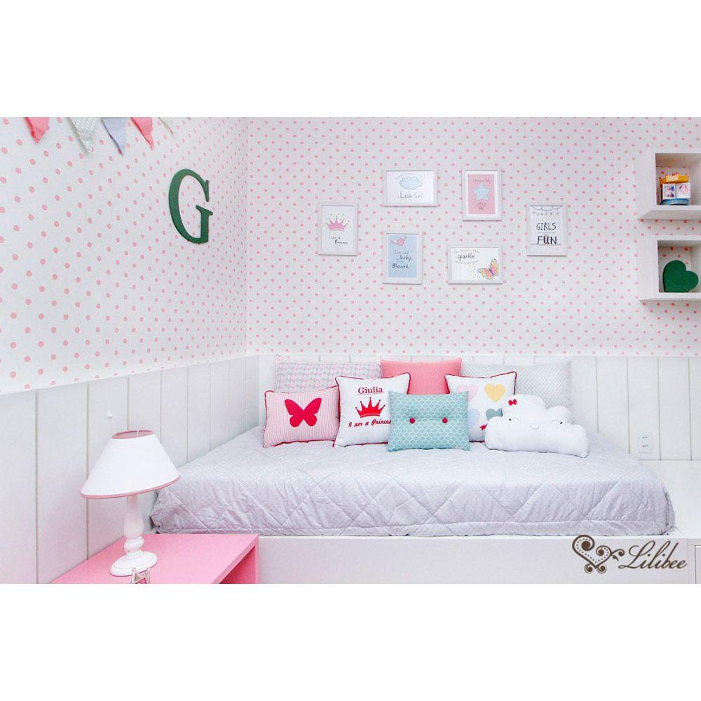 Quarto Infantil Giulia Mantelli cama