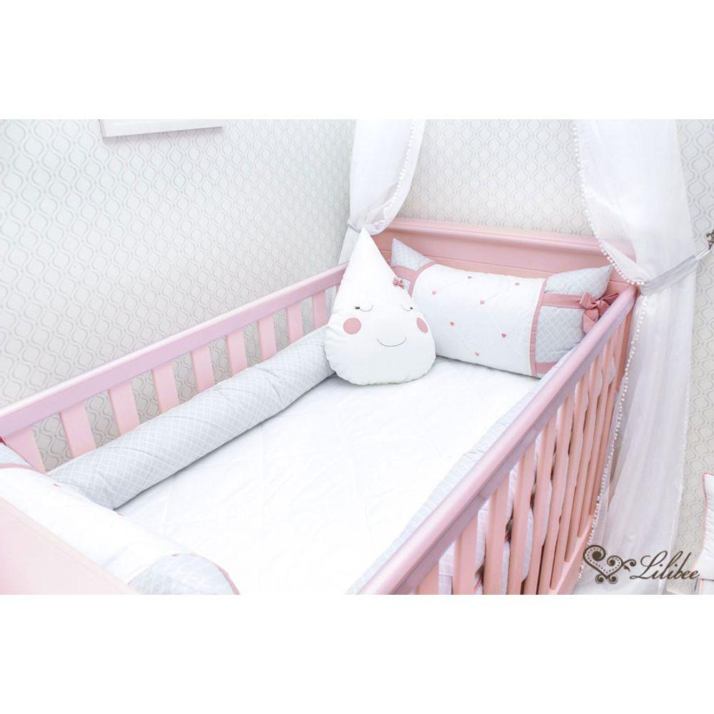 Quarto de Bebê Isabella Mantelli kit berço