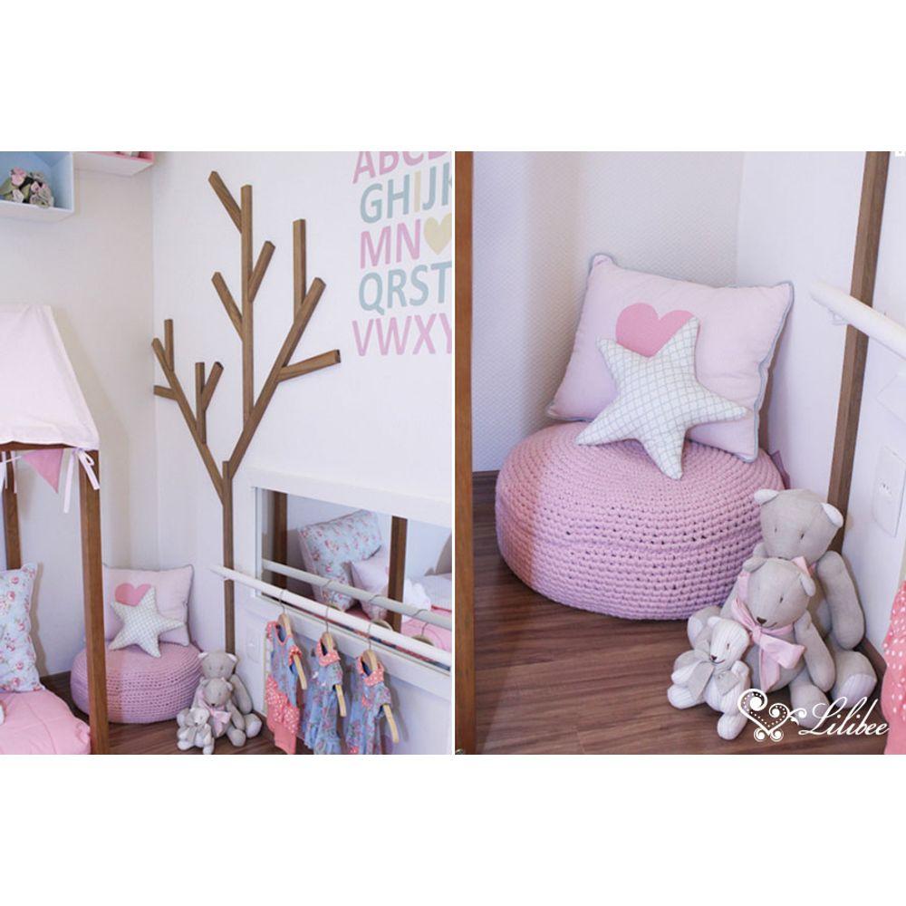 Quarto Montessori decoração
