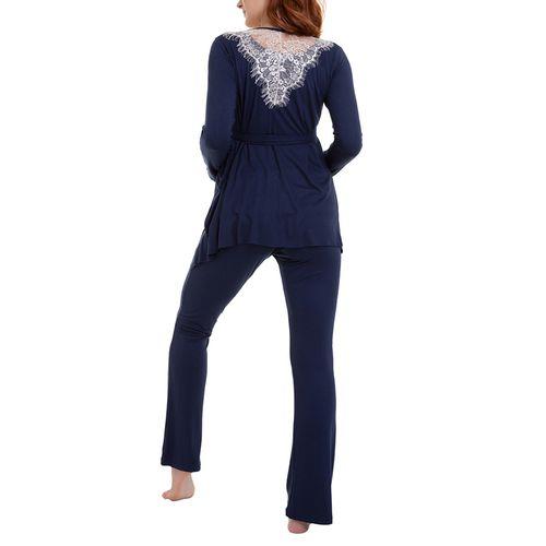 Pijama Maternidade Ayla  costas