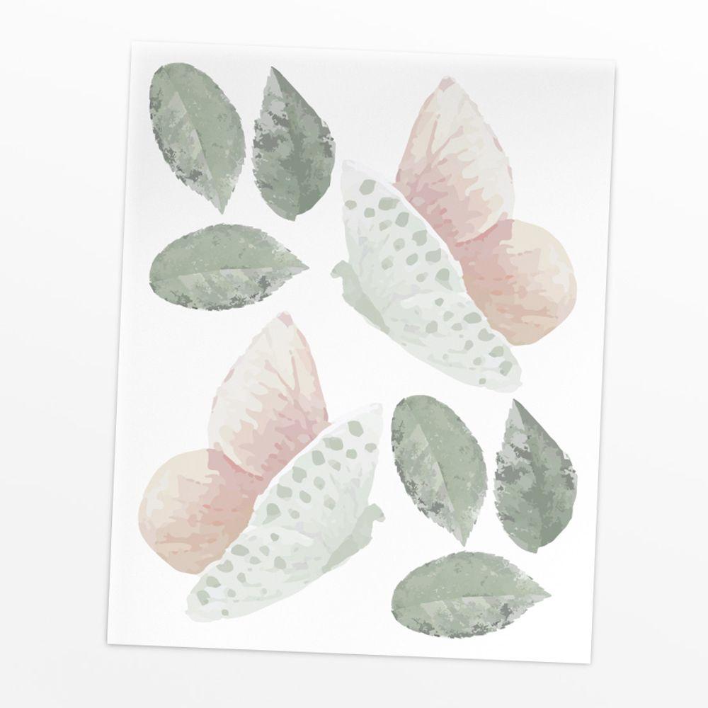 Adesivo-de-Parede-Floral-LIV-Rosa-5