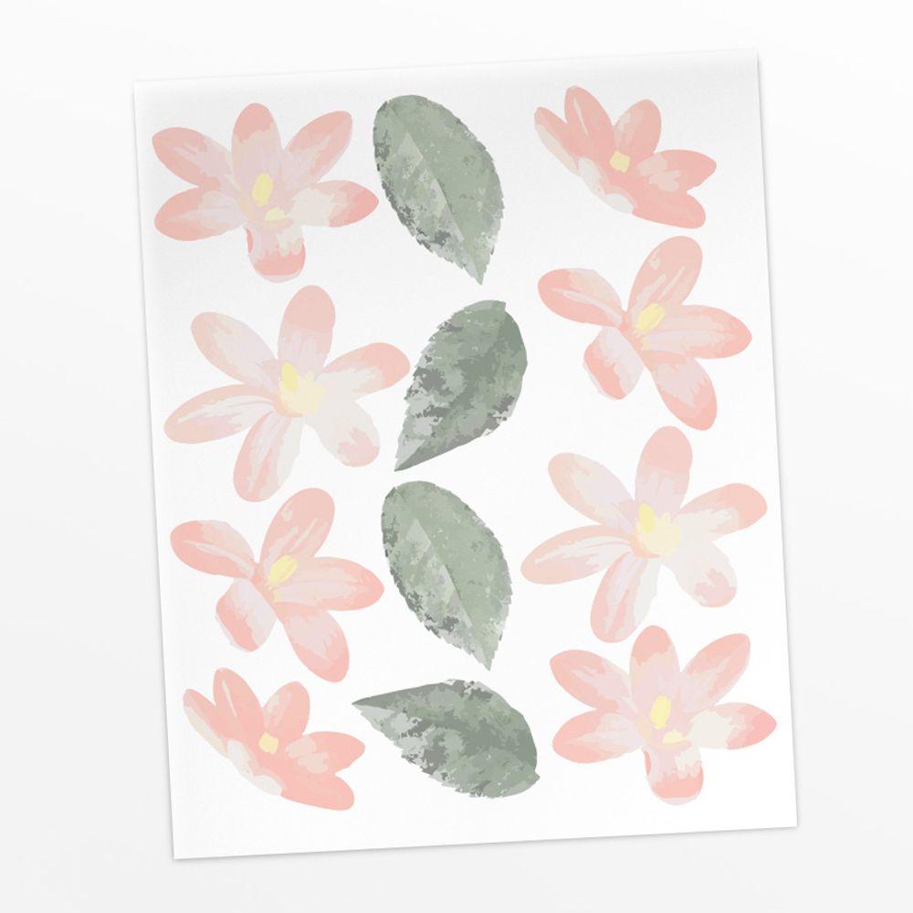 Adesivo-de-Parede-Floral-LIV-Rosa-6