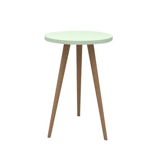 Mesa-de-Apoio-Viena-Verde-Claro-com-Pe-Mel-1