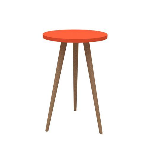 Mesa-de-Apoio-Viena-Vermelho-Tomate-com-Pe-Mel-1