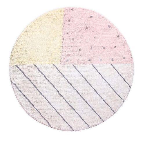 Tapete-Riscos-com-Confete-Redondo-Amarelo-2