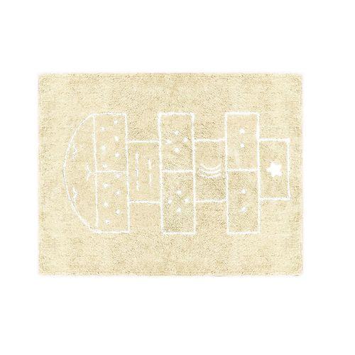 Tapete-Amarelinha-Retangular-Amarelo-1