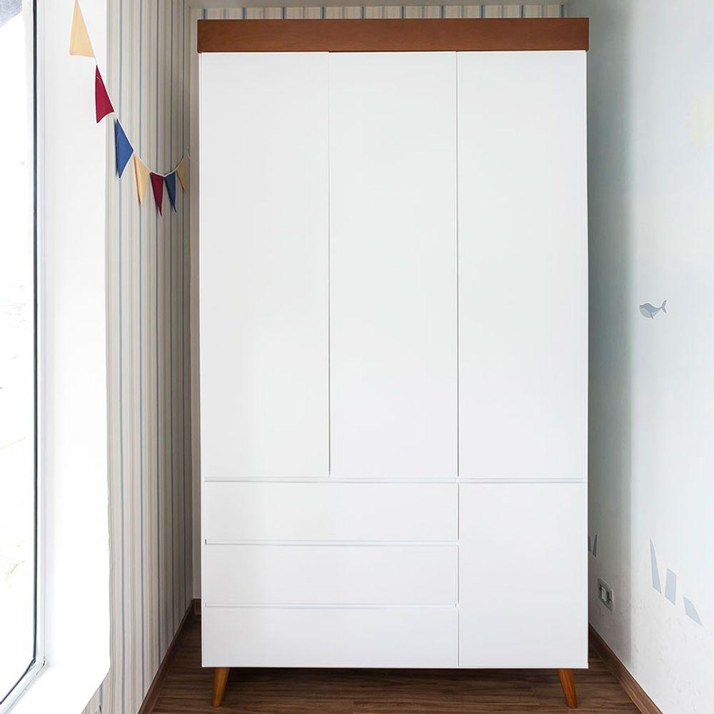 Guarda-Roupa-Infantil-Viena-Branco-e-Mel-1
