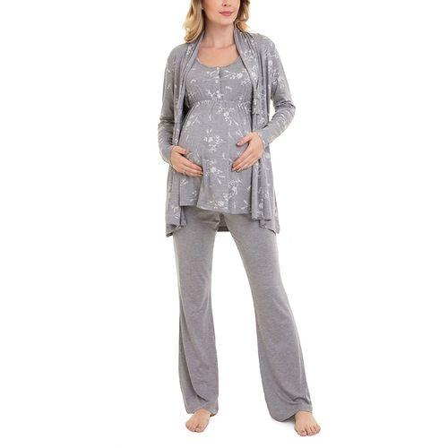 Pijama-Maternidade-Stella-3-Pecas-Mescla-1