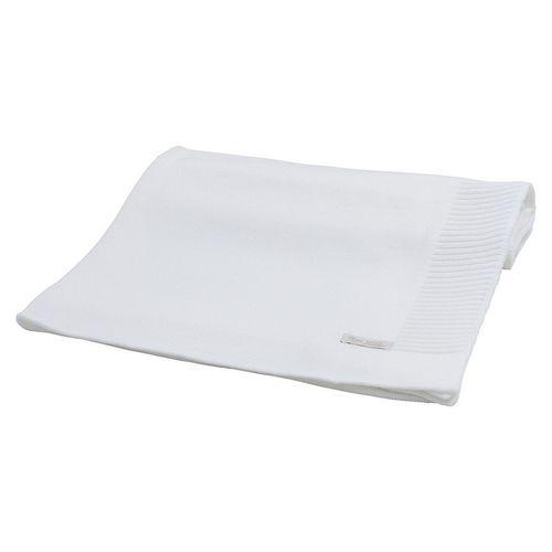 Manta-de-Trico-Lisa---Branco-1