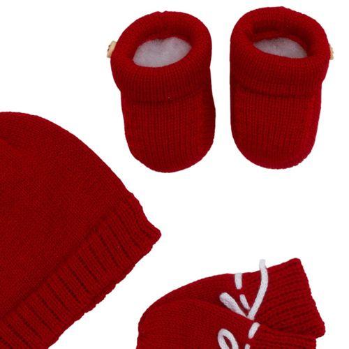 Kit-Touca-Luva-e-Sapato-com-Botao-Tricot---Vermelho-2