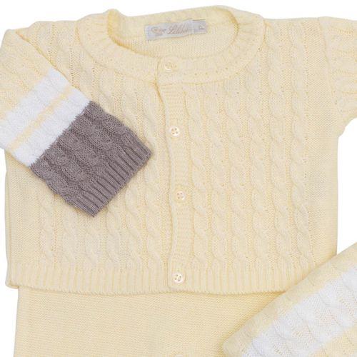 Saida-de-Maternidade-Tricot-Tranca-Classic-Amarelo---Kit-com-Manta-2