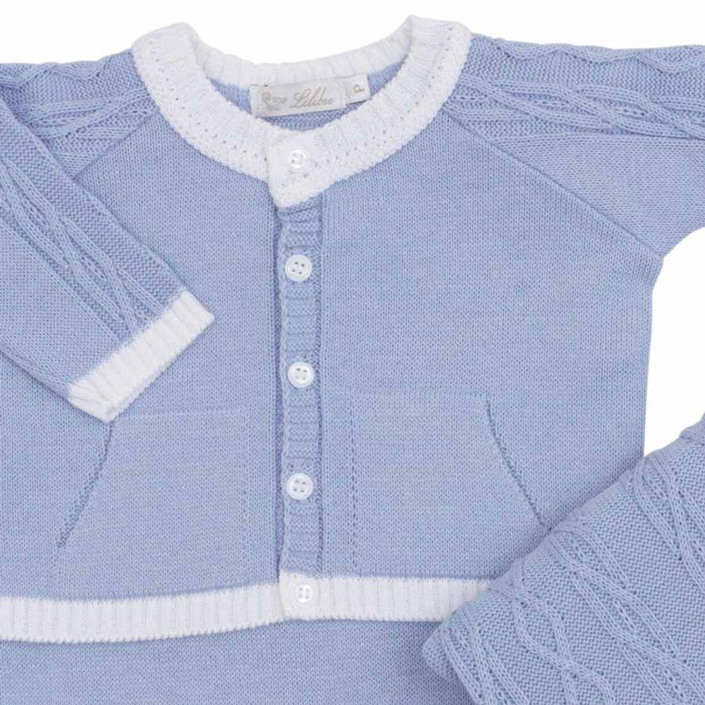 Saida-de-Maternidade-Tricot-Bolso-Canguru-Azul-Claro---Kit-com-Manta-2