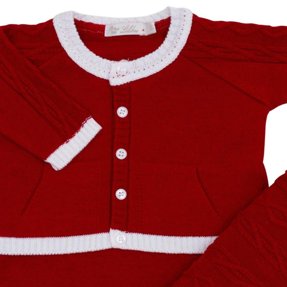 Saida-de-Maternidade-Tricot-Bolso-Canguru-Vermelho--Kit-com-Manta-2