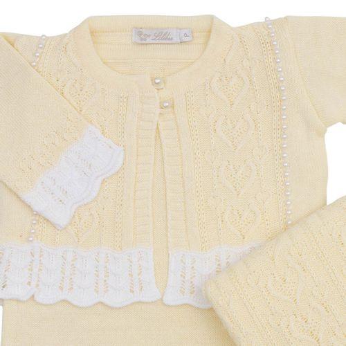 Saida-de-Maternidade-Tricot-Coracao-Amarelo-Claro---Kit-com-Manta-2