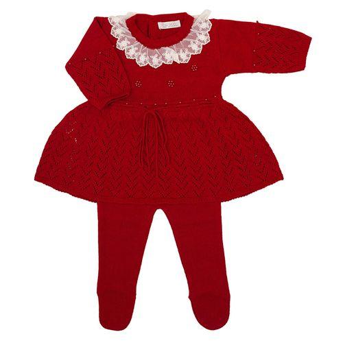 Saida-de-Maternidade-Tricot-Gola-de-Renda-Vermelho---Vestido-e-Meia-Calca-2