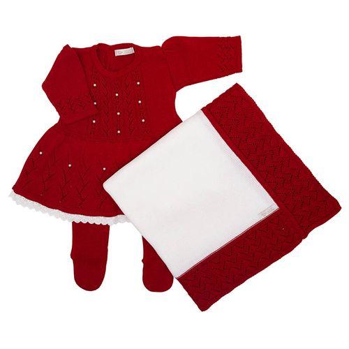 Saida-de-Maternidade-Tricot-Barra-Laise-Vermelho---Kit-com-Manta-2