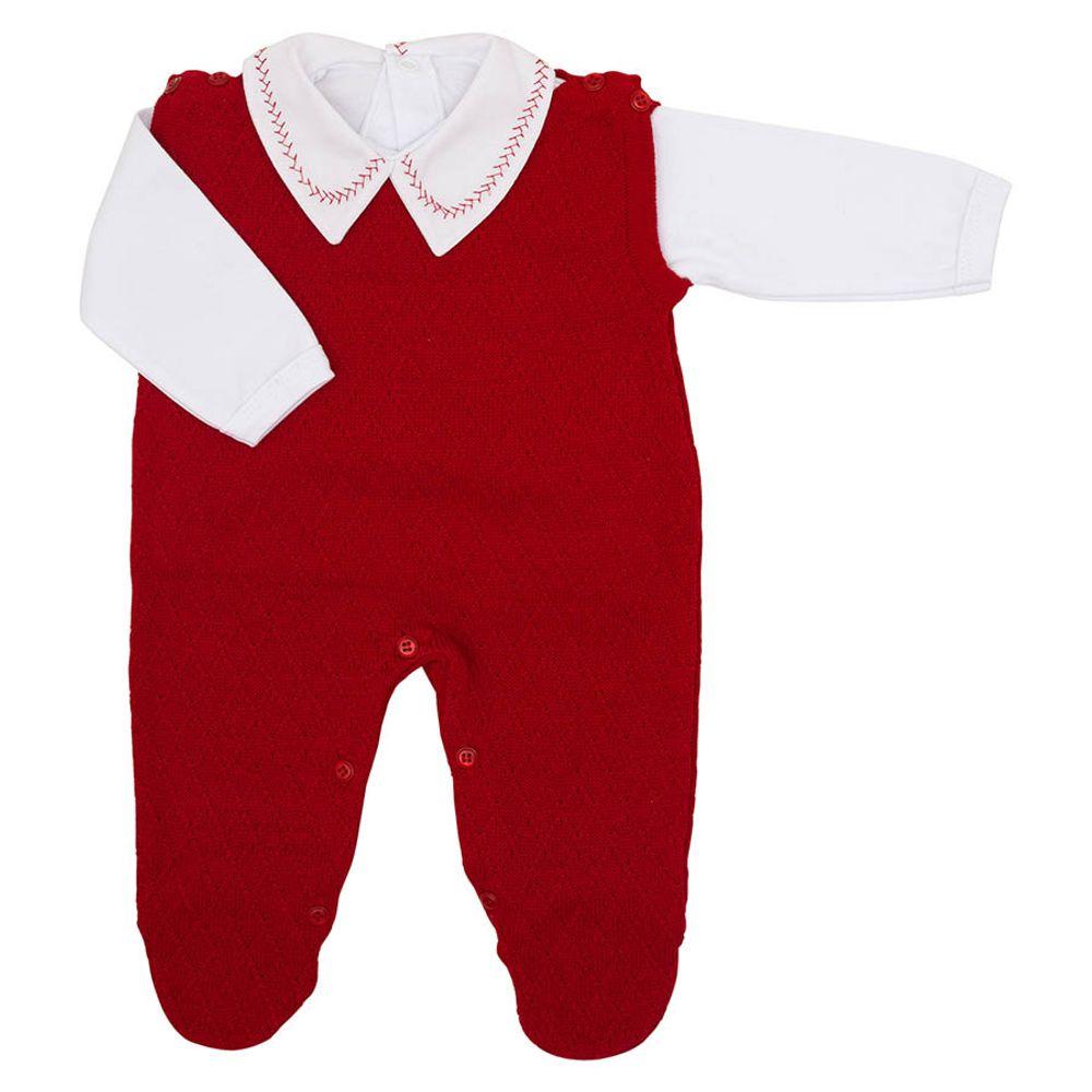 Saida-de-Maternidade-Tricot-Folha-Vermelho---Jardineira-e-Body-2