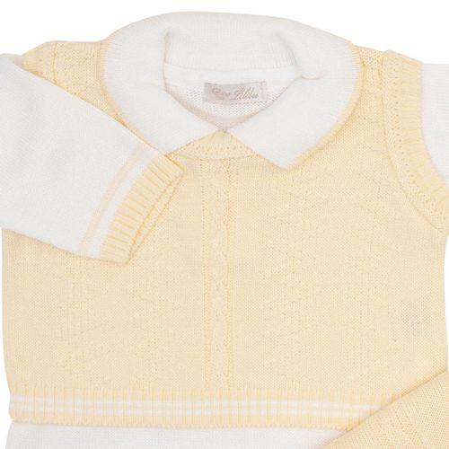 Saida-de-Maternidade-Tricot-Colete-Zig-Zag-Amarelo---Kit-com-Manta-3