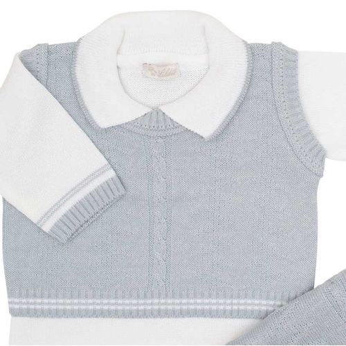 Saida-de-Maternidade-Tricot-Colete-Zig-Zag-Azul-Dream---Kit-com-Manta-3