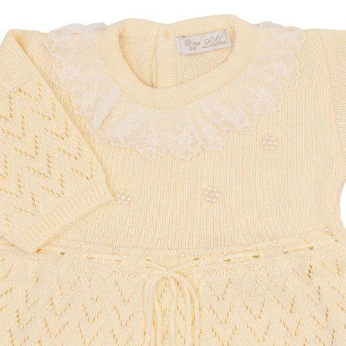 Saida-de-Maternidade-Tricot-Gola-de-Renda-Amarelo---Vestido-e-Meia-Calca-3