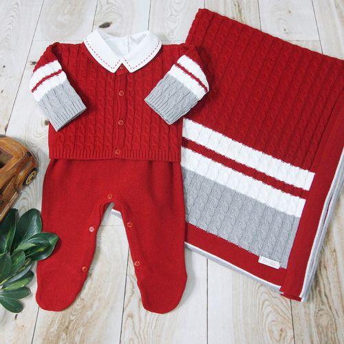 Saida-de-Maternidade-Tricot-Tranca-Classic-Vermelho---Kit-com-Manta-3