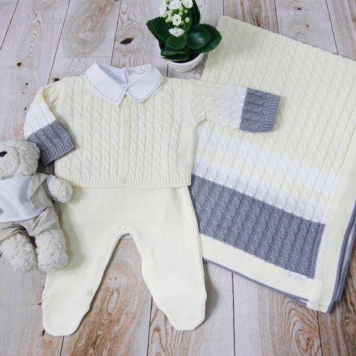 Saida-de-Maternidade-Tricot-Tranca-Classic-Amarelo---Kit-com-Manta-3