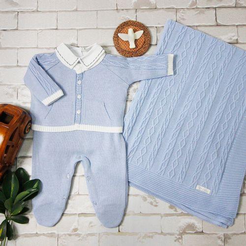 Saida-de-Maternidade-Tricot-Bolso-Canguru-Azul-Claro---Kit-com-Manta-3