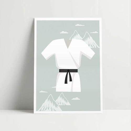 Gravura-Kimono-Verde-Malva-1