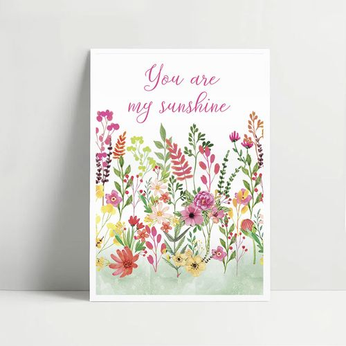Gravura-Tropical--You-are-my-sunshine--1