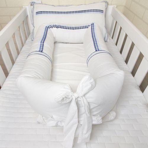 Ninho para Bebê Windsor Azul 2