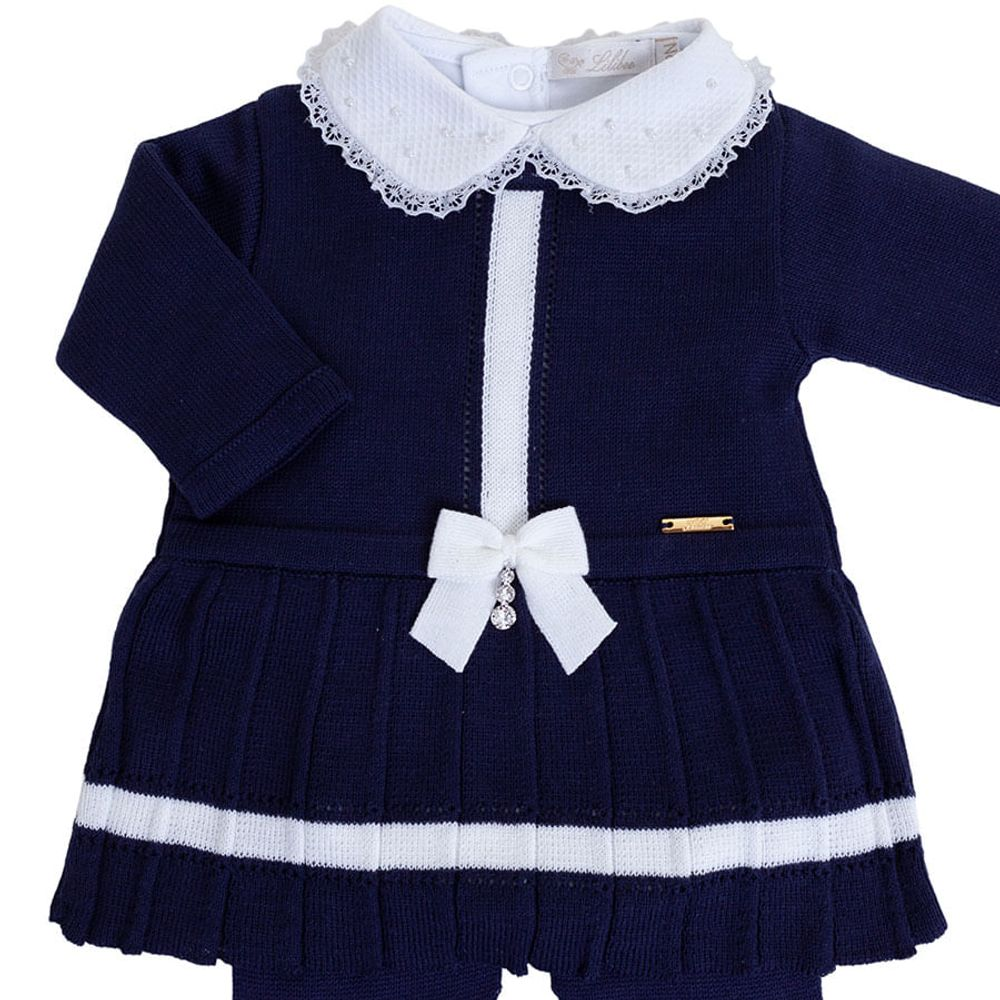 Vestido-de-Bebe-Marinho-com-Saia-Plissada---Saida-de-Maternidade-10