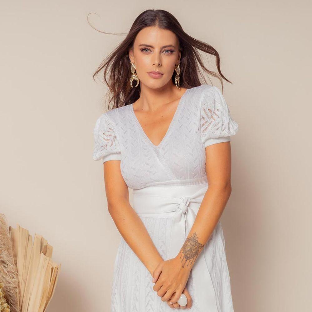 Vestido-Tricot-Transpasse-Escama-Branco-2