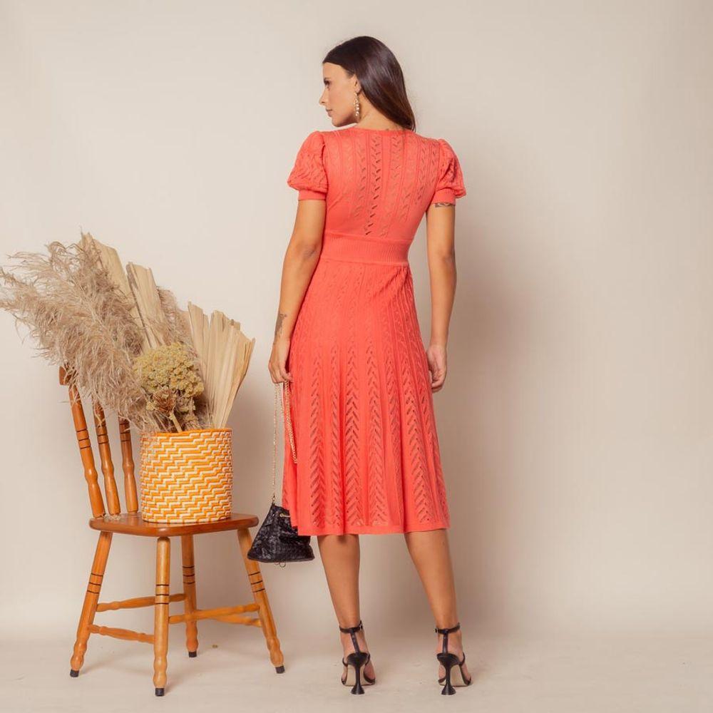 Vestido-Tricot-Transpasse-Escama-Coral-5