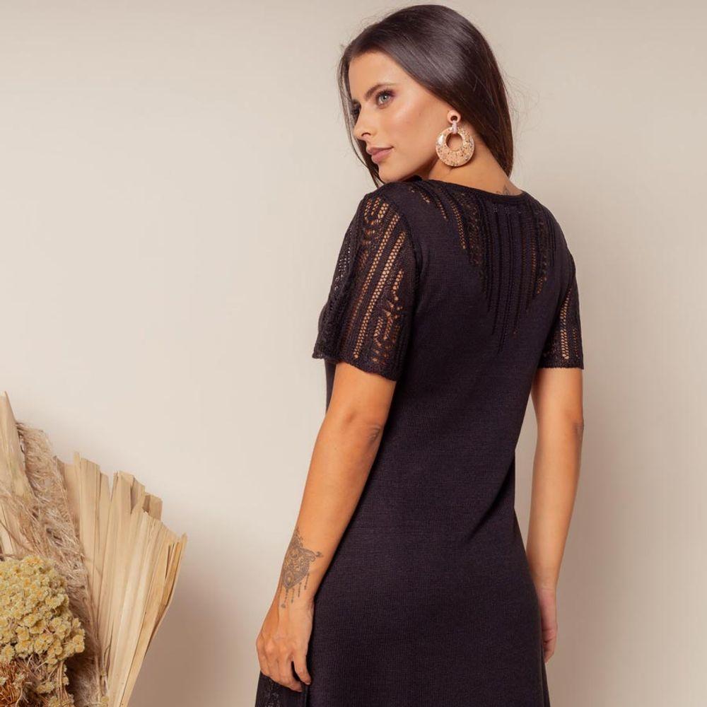 Vestido-Tricot-Curto-Soltinho-Preto-5