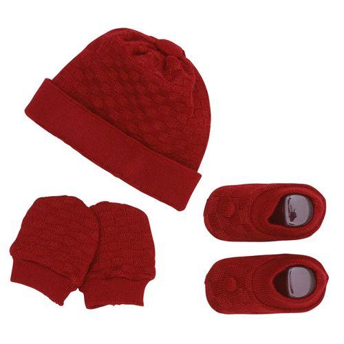 Kit-Touca-Luva-e-Sapato-Xadrez-Vermelho-1