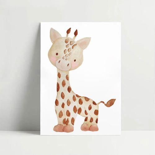 Gravura-Selva-Girafa-1