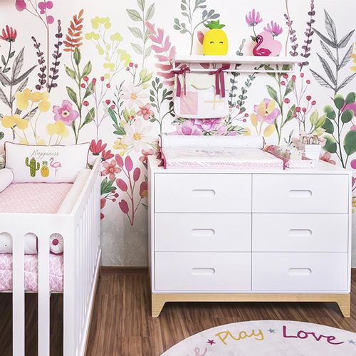 Mural-Flores-Candy-Verde-Folha-1